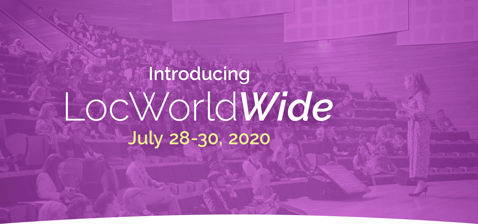 LocWorldWide42 Conference Program