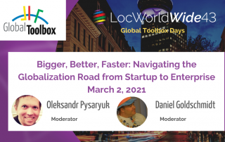 Bigger, Better, Faster: The Globalization Orbit — Elevating Localization Influence by Building Relationships with Stakeholders